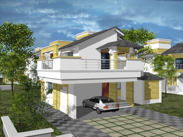 Ecr Villa Gated Community For Sale Uthandi